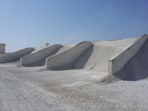 arena gruesa