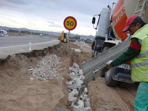 conservacion de carreteras