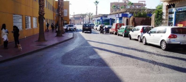 Pavimentos Lario renueva el asfaltado en Totana