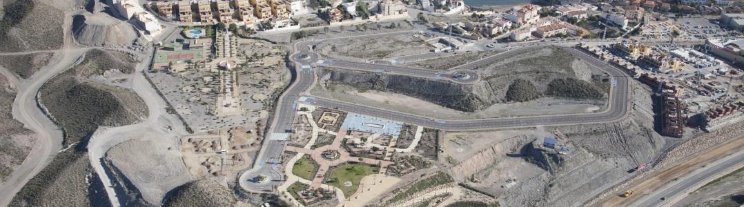 Urbanización Hornillo II Aguilas