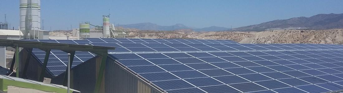 Proyecto Instalación Solar Fotovoltaica 160Kwn para Autoconsumo