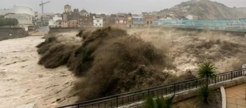 Comprometidos con las inundaciones de septiembre 2012