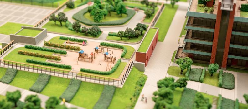 La importancia de los parques y jardines para construir ciudades verdes