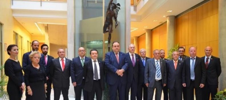 La Cámara de Lorca premia a Pavimentos Asfálicos Lario